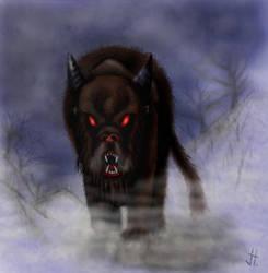 hellhound by jh108