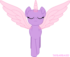 Praise my prettiness (Base_) by taybarbases