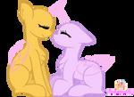 Couple base _remake_ by taybarbases
