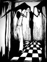 . Winged Elsebet II . by DarkSyren