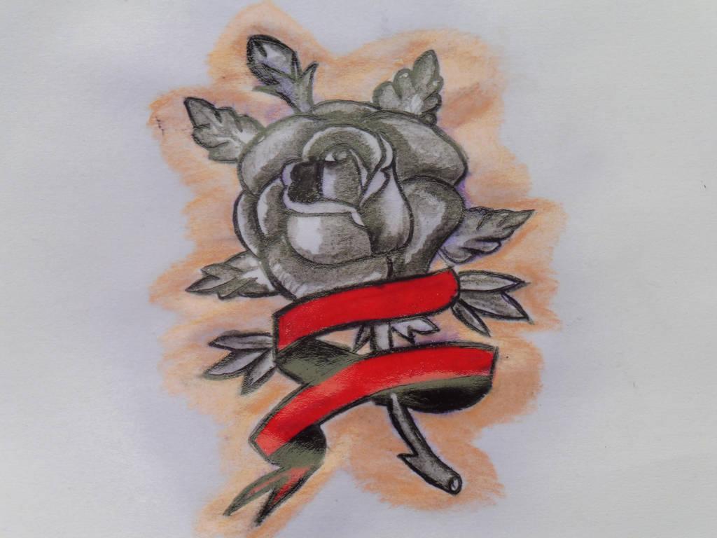 Black Rose  by JackTheEnigmist