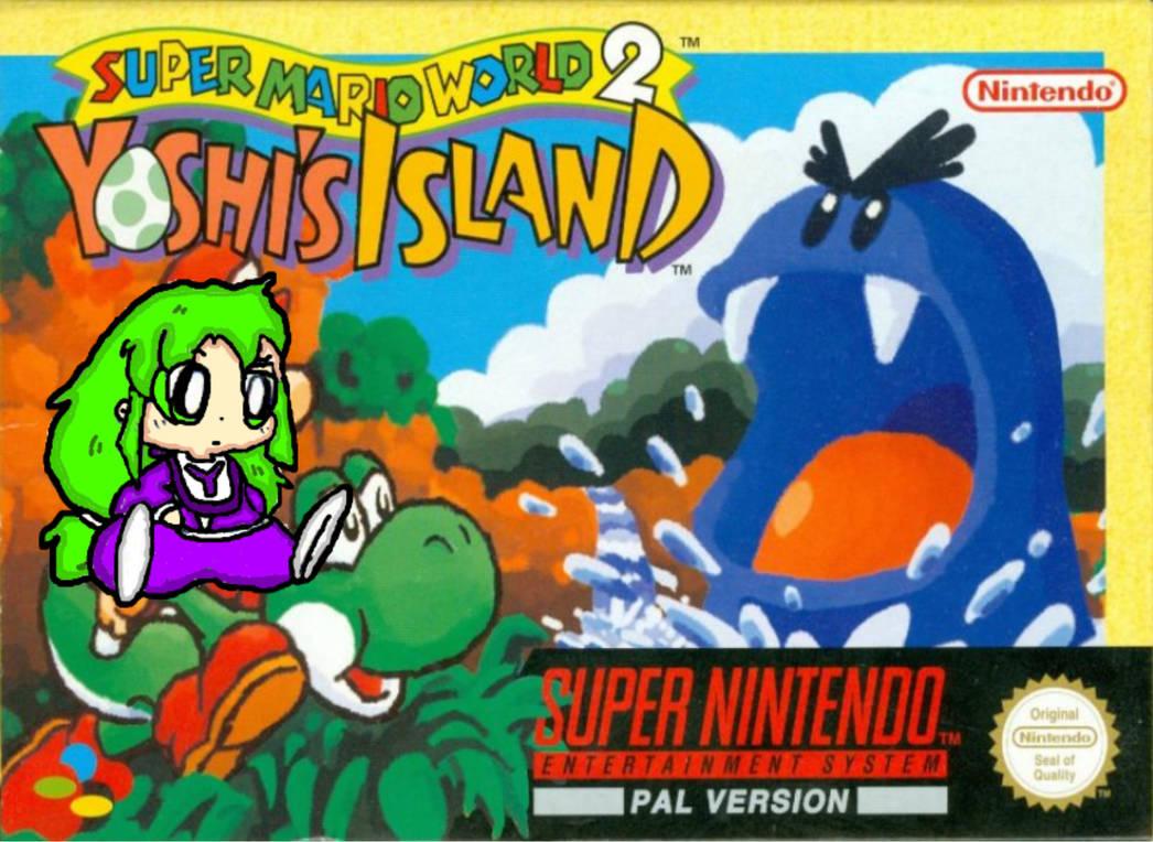Super goemon world 2 yoshi's island by Ruensor