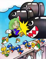 World 9 Special World by Ruensor