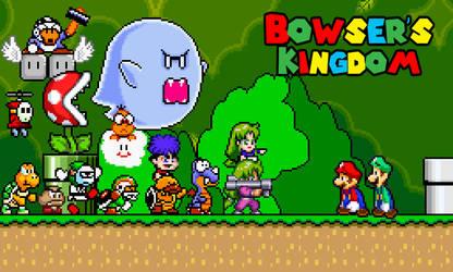 Mario Bros Apologize by Ruensor