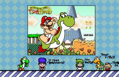 If that were Baby Mario by Ruensor