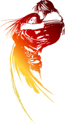 Final Fantasy VIII logo by eldi13