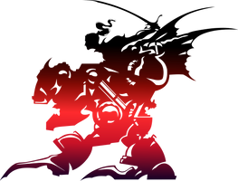 Final Fantasy VI logo by eldi13