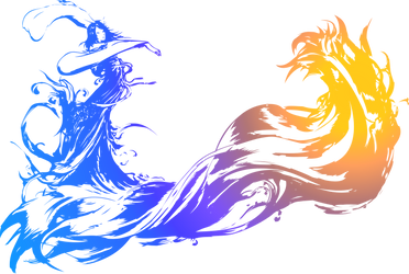 Final Fantasy X logo by eldi13