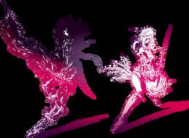 Final Fantasy XIII-2 logo by eldi13