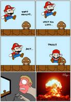 First World Gamer Problems #1 by PalfreyMan