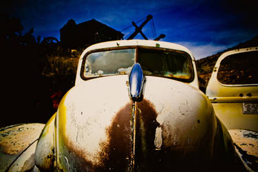 Ghost Car by jasgreg