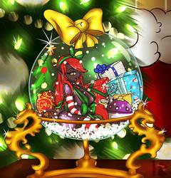 Holiday Cheer by sargebuckwheat