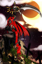 Midnight Reaper by sargebuckwheat