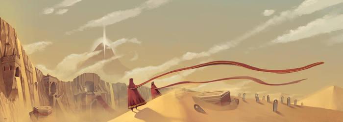 Journey by spyders