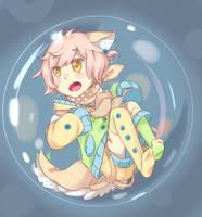 Bubble Nao by Vilatile