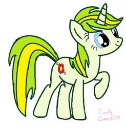 My Little Pony: Flower Sprinkle by CandyGems01