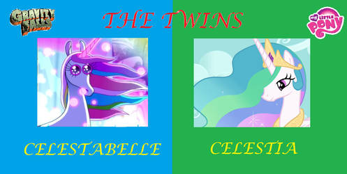 Twins by CandyGems01
