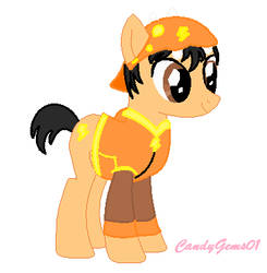 Boboiboy Ponified by CandyGems01