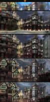 Tudor River City Process by ScottPellico
