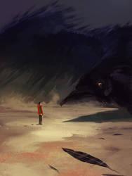 King Raven by ScottPellico
