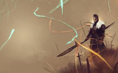Dark Souls 2 Wallpaper Fading Soul by ScottPellico