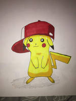 It's a pikachu by TheGamer5000