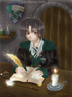 .:: Tom Riddle ::. HP by GeTaChan