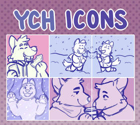 Icon YCH [Closed] by catdoq
