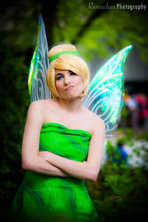 Tink's Attitude by rensuchan