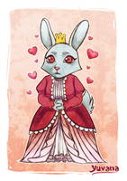 Princess Bunny by yuvana