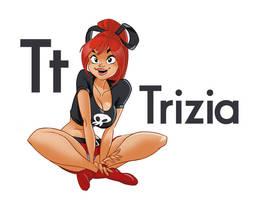 Trizia by justsantiago