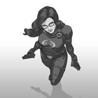 Fanart 22 Baroness(G.I.Joe) by justsantiago