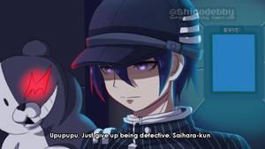 NDRV3  - Saihara of Despair by shirodebby