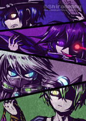 My favo males in ndrv3 by shirodebby
