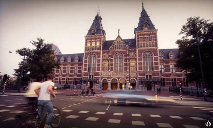 Rijksmuseum by ESPECTR0