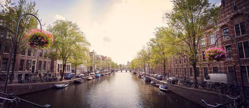 amsterdam channel by ESPECTR0
