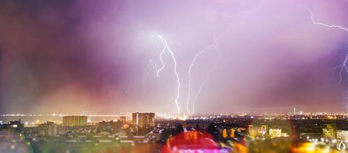 april thunderstorm by ESPECTR0