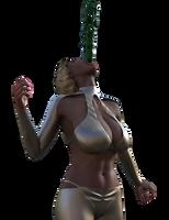 Female Possession/Costume Gun Scrap1 by german3909090390