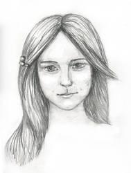 Portrait by Klitamnestra