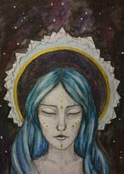 Cosmic queen by Klitamnestra