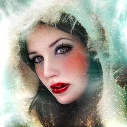Snow Maiden II by MiaSnow