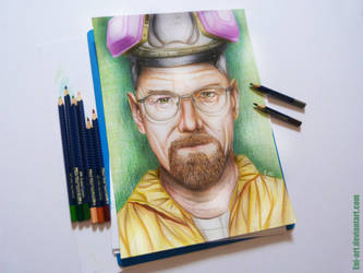Walter White by Eni-Art