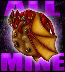 All mine! by Edelweiss-Medigo