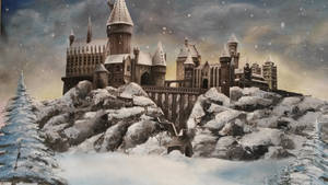 Hogwarts by ChrissiTime