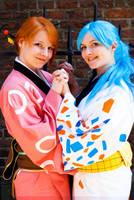 OP: Two Princess by Nami06