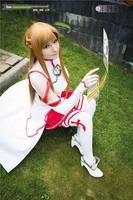 Sword Art Online: Asuna Yuuki by Nami06