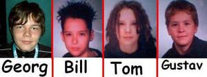 Tokio Hotel by alliefd94