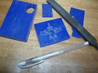 wax carving tutorial 1 by flintlockprivateer