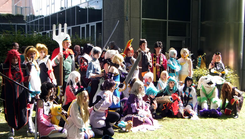23 - Connichi Tales of gathering by Yamane