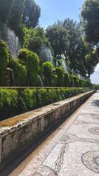 Fontane Villa D'Este by wale97